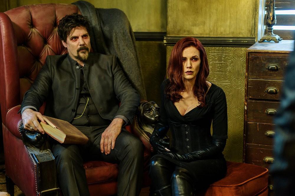 Van Helsing - Season 1 Episode 02: Seen You