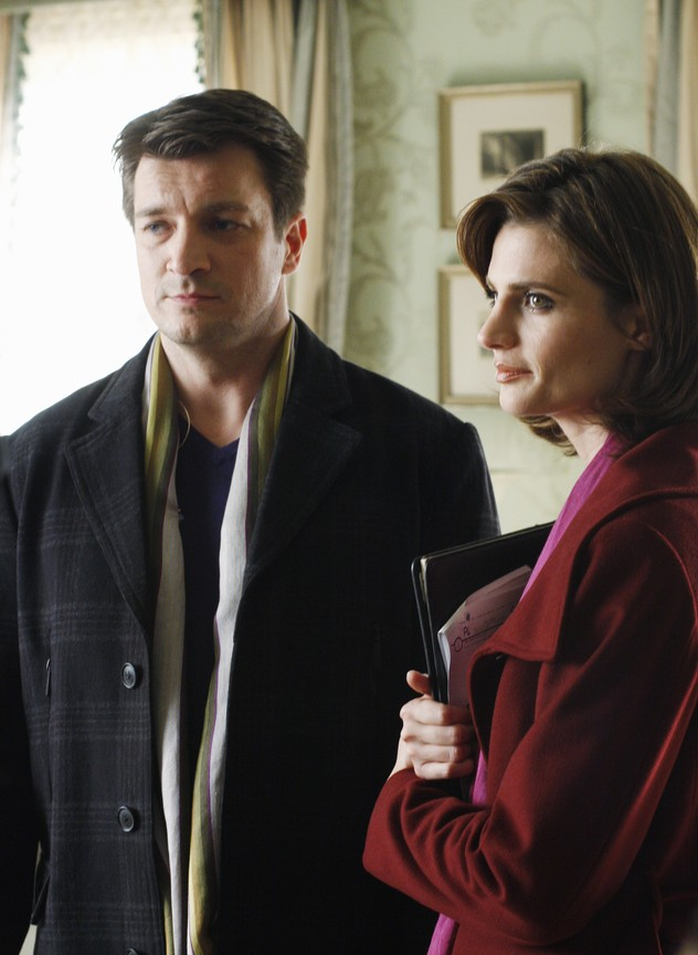 Castle - Season 2 Episode 12: A Rose for Everafter