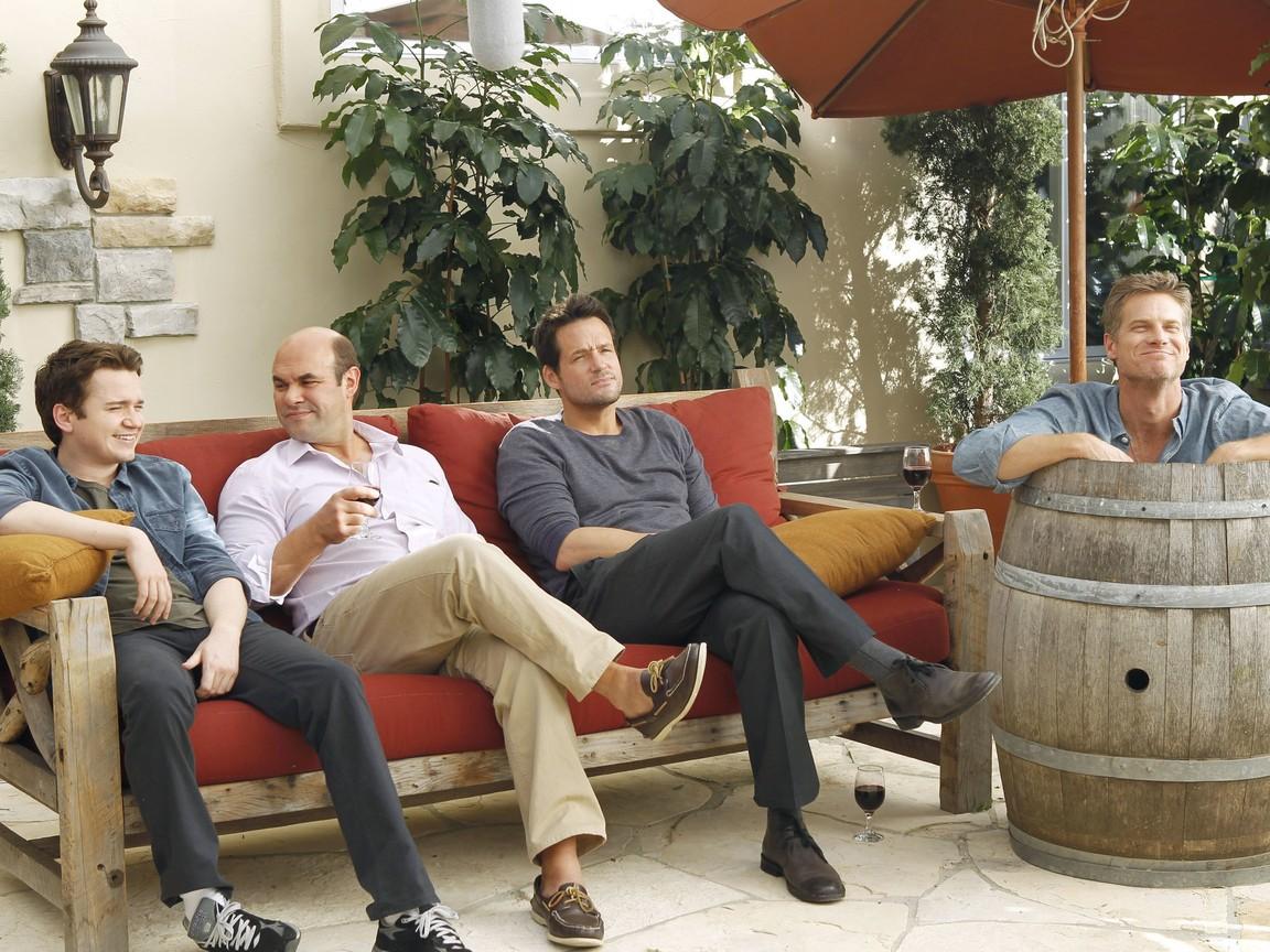 Cougar Town - Season 3 Episode 15: Your World