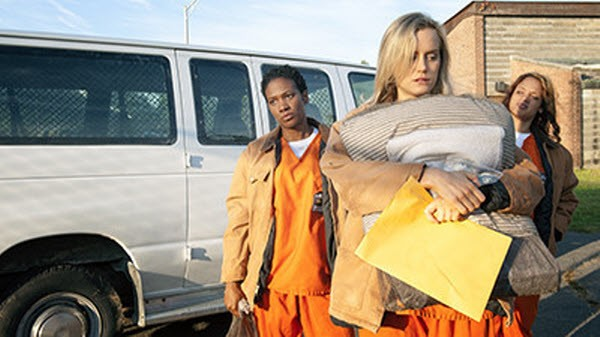 Orange Is The New Black - Season 1 Episode 01