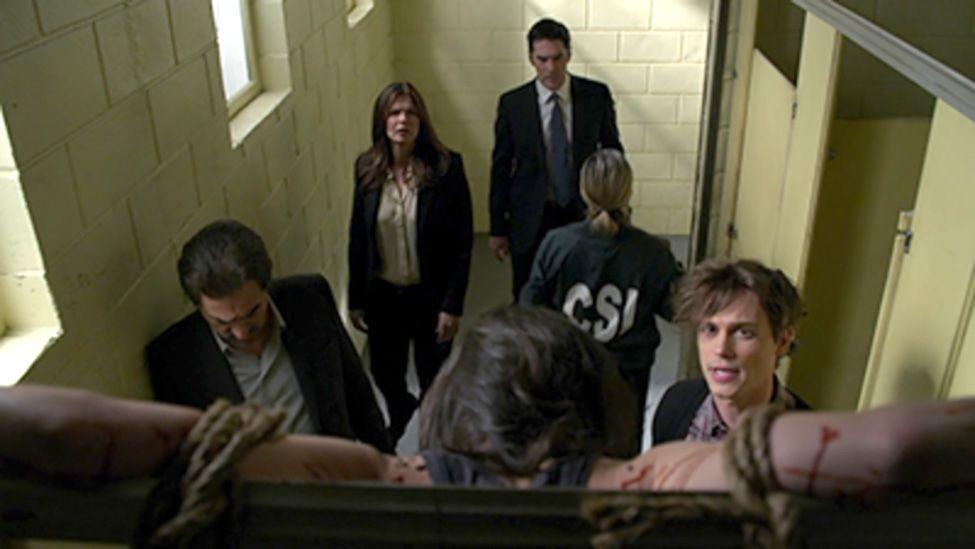 Criminal Minds - Season 9 Episode 19: The Edge Of Winter