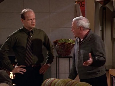 Frasier - Season 5 Episode 24: Sweet Dreams
