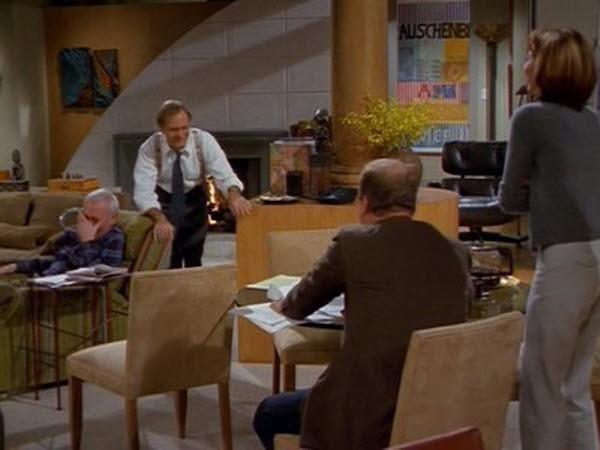 Frasier - Season 6 Episode 15: To Tell the Truth