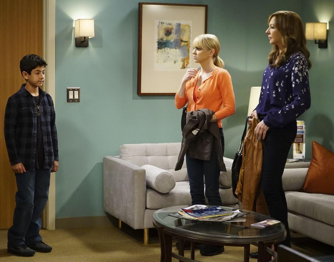 Mom - Season 4 Episode 06: Xanax and a Baby Duck
