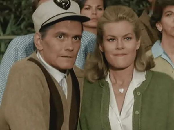 Bewitched - Season 1 Episode 06: Little Pitchers Have Big Fears