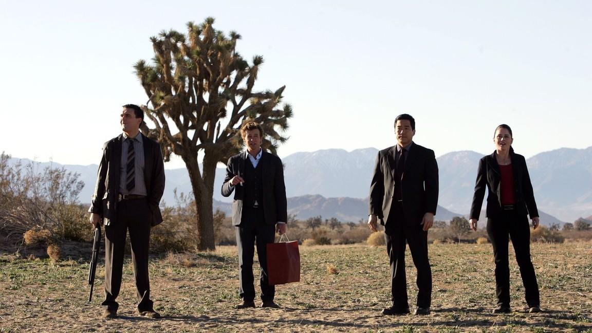 The Mentalist - Season 1 Episode 17 : Carnelain Inc.