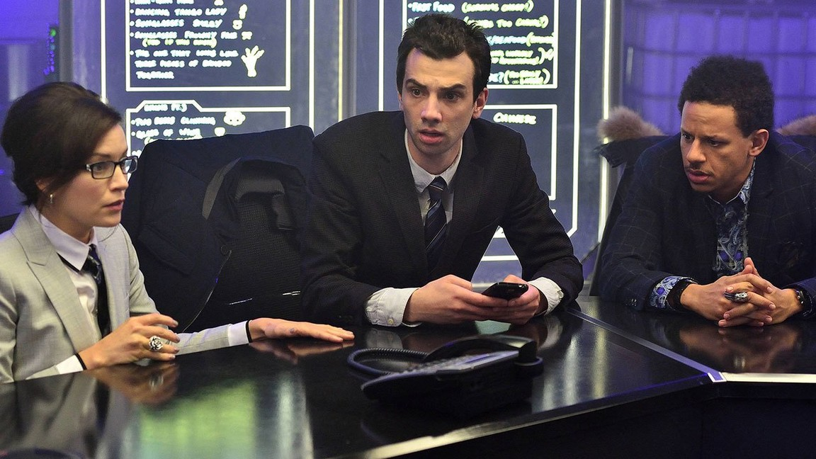 Man Seeking Woman - Season 1 Episode 02: Traib