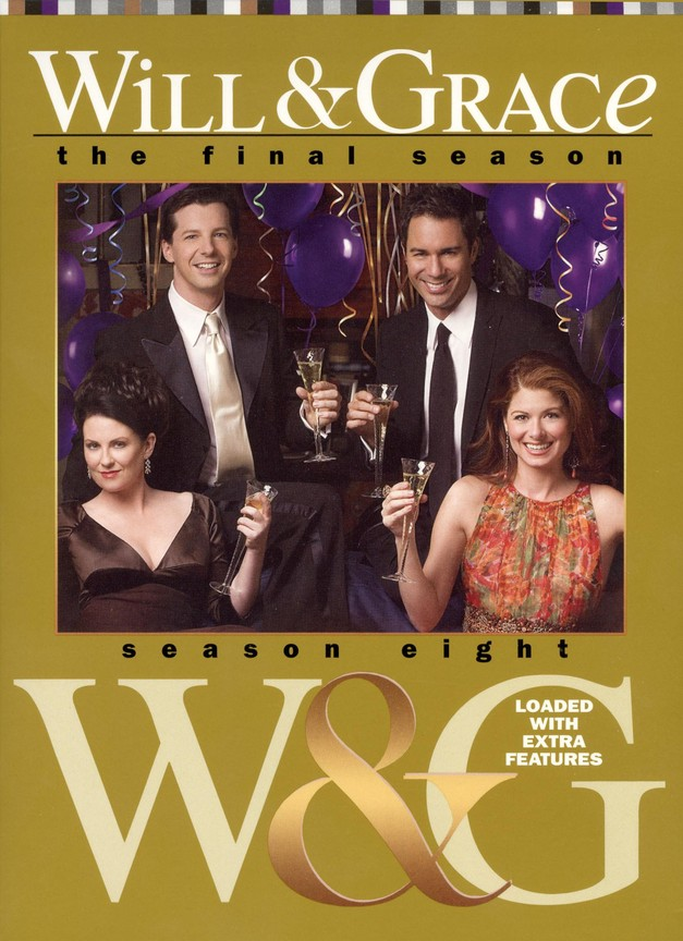 Will and Grace - Season 8 Episode 01: Alive and Schticking