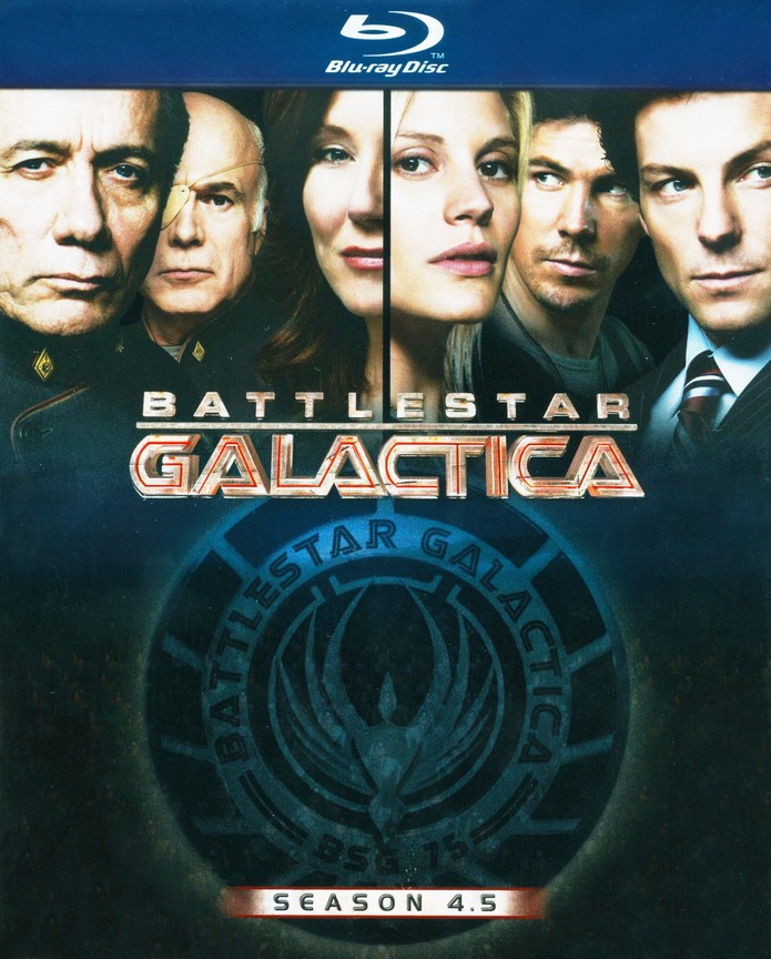 Battlestar Galactica - Season 4 Episode 14: Blood on the Scales