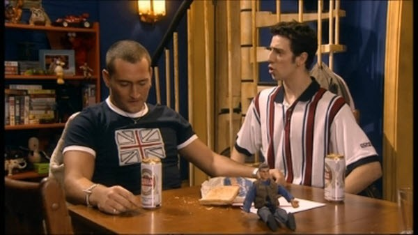 Two Pints of Lager and a Packet of Crisps - Season 4