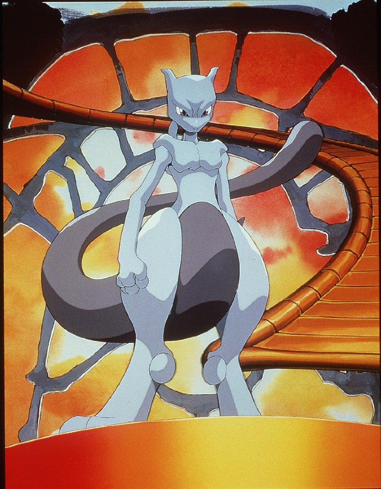 Pokemon 01: Mewtwo Strikes Back