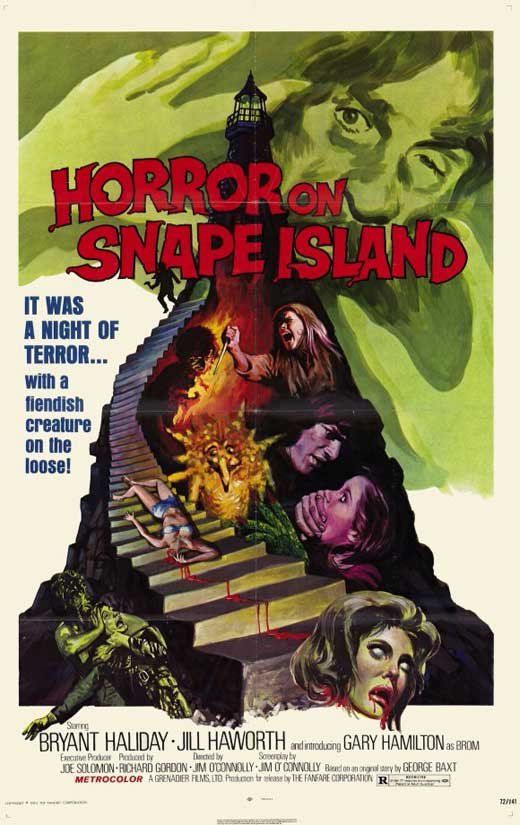 Horror On Snape Island