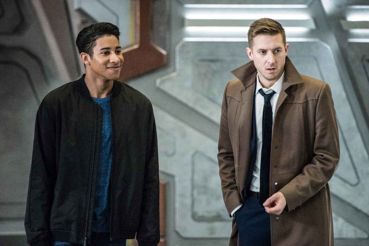 DCs Legends of Tomorrow - Season 4