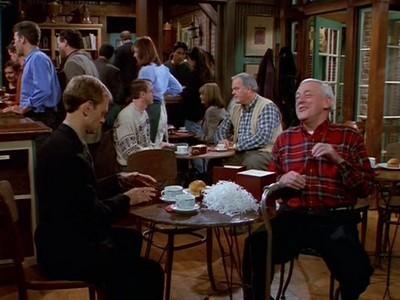 Frasier - Season 6 Episode 06: Secret Admirer