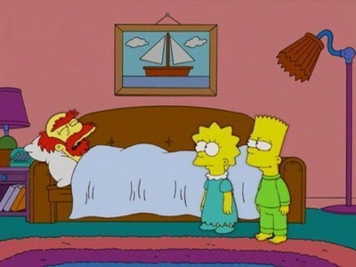 The Simpsons - Season 17 Episode 12: My Fair Laddy