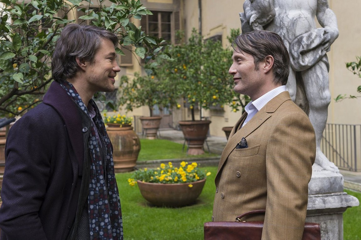 Hannibal - Season 3 Episode 01: Antipasto