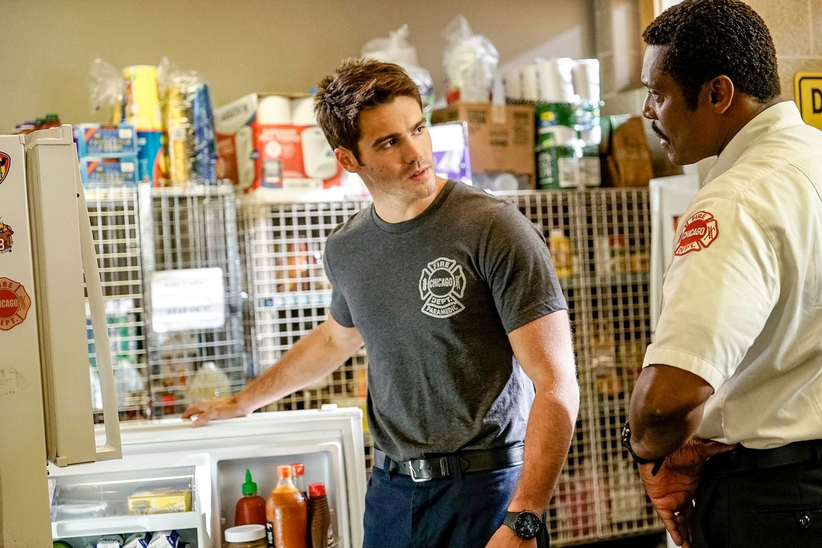 Chicago Fire - Season 5 Episode 01: The Hose or the Animal