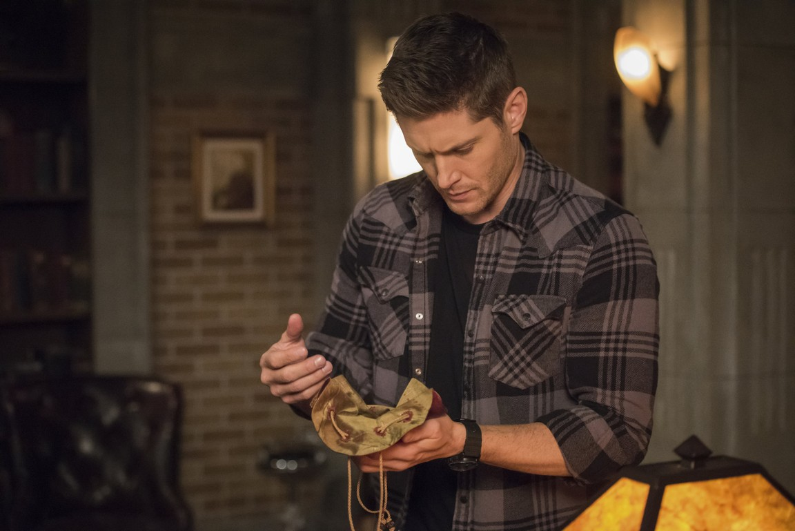 Supernatural - Season 14 Episode 13: Lebanon