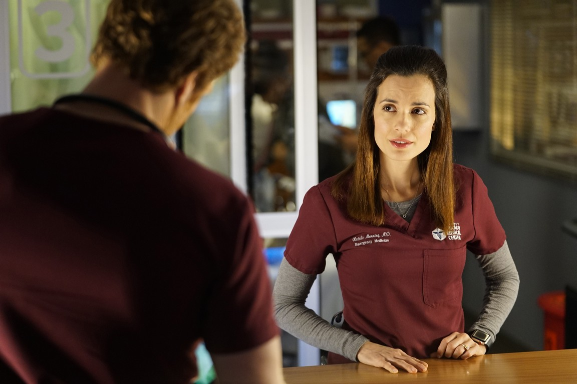 Chicago Med - Season 4 Episode 13: Ghosts in the Attic