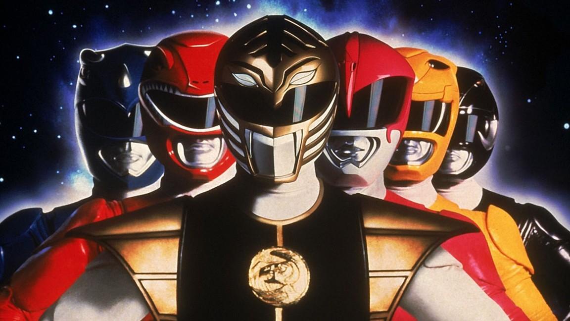 Power Rangers ( Mighty Morphin Power Rangers: The Movie)