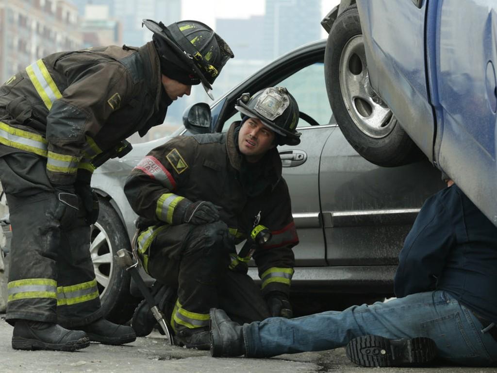 Chicago Fire - Season 2 Episode 17: When Things Got Rough