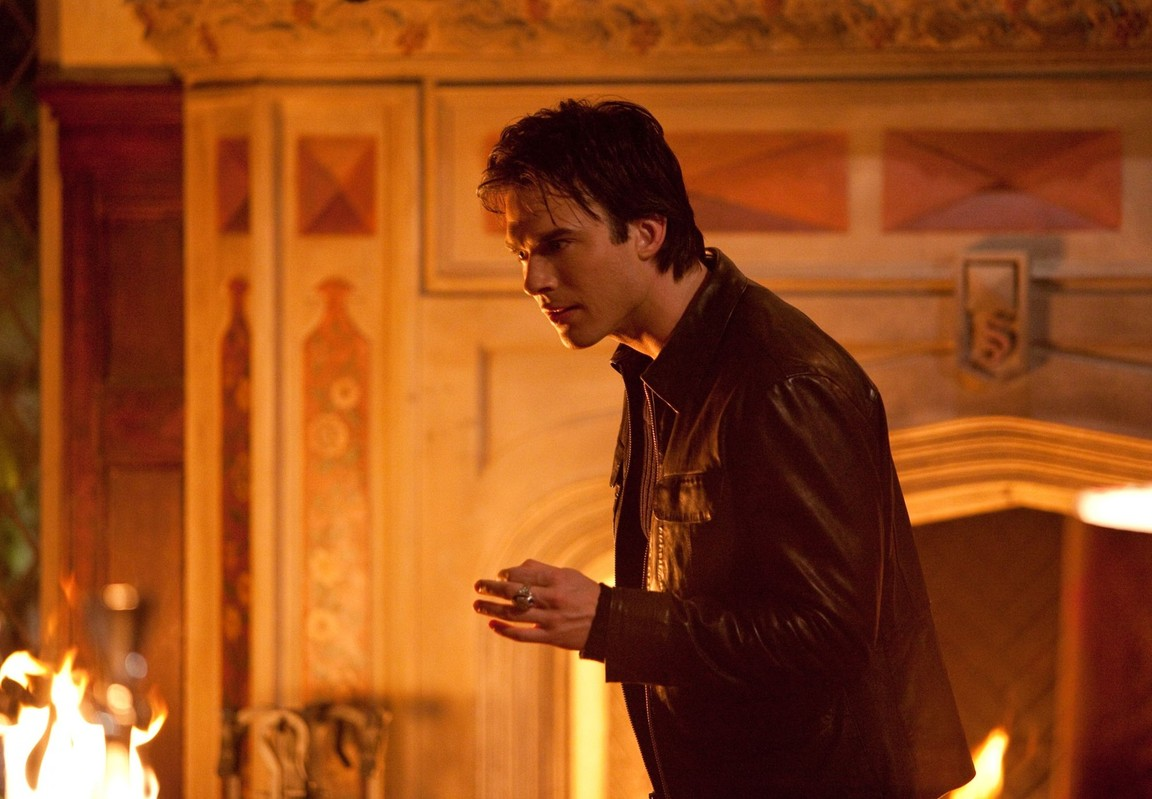 The Vampire Diaries - Season 1 Episode 20: Blood Brothers