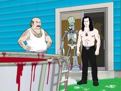 Aqua Teen Hunger Force - Season 1