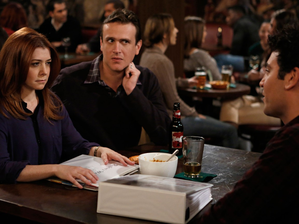 How I Met Your Mother - Season 8 Episode 13: Band or DJ?