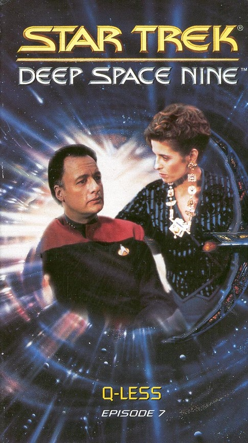 Star Trek: Deep Space Nine - Season 1 Episode 7: Q-Less