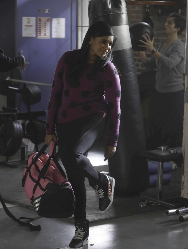 The Mindy Project - Season 2 Episode 12: Danny Castellano is My Personal Trainer