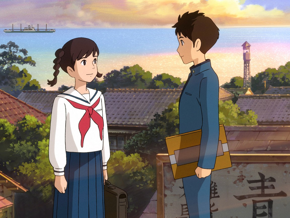 From Up on Poppy Hill