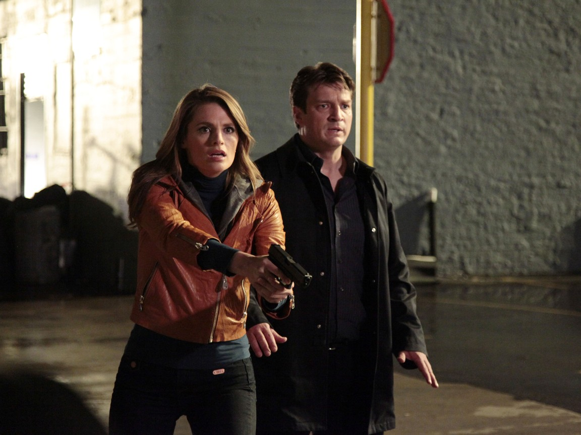 Castle - Season 4 Episode 22: Undead Again