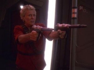 Star Trek: Deep Space Nine - Season 7 Episode 12: The Emperiors New Cloak