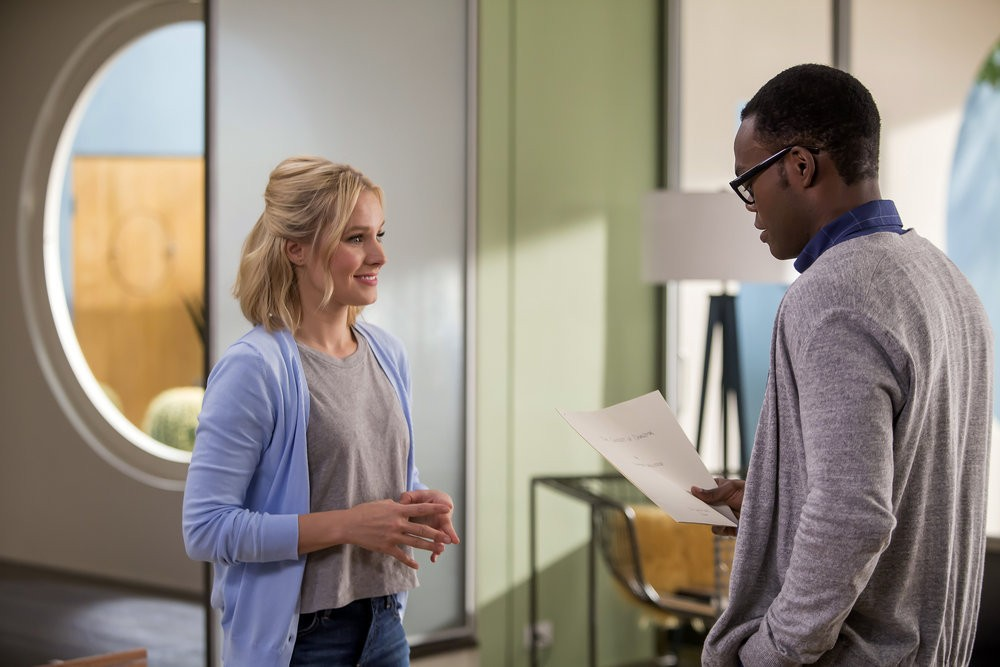 The Good Place - Season 1 Episode 05: Category 55 Emergency Doomsday Crisis