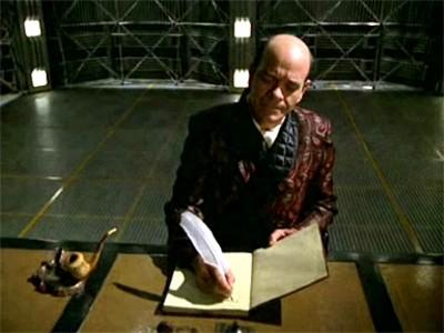 Star Trek: Voyager - Season 7 Episode 20: Author Author