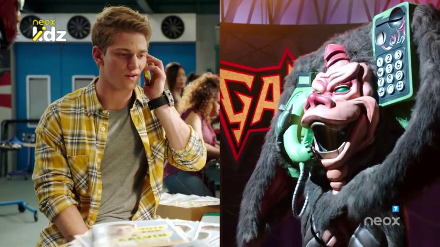 Power Rangers Super Ninja Steel - Season 25