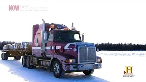 Ice Road Truckers - Season 6 Episode 10: Stacking the Deck