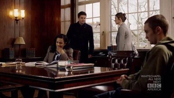 Law & Order: UK - Season 6 Episode 06: Dawn Till Dusk