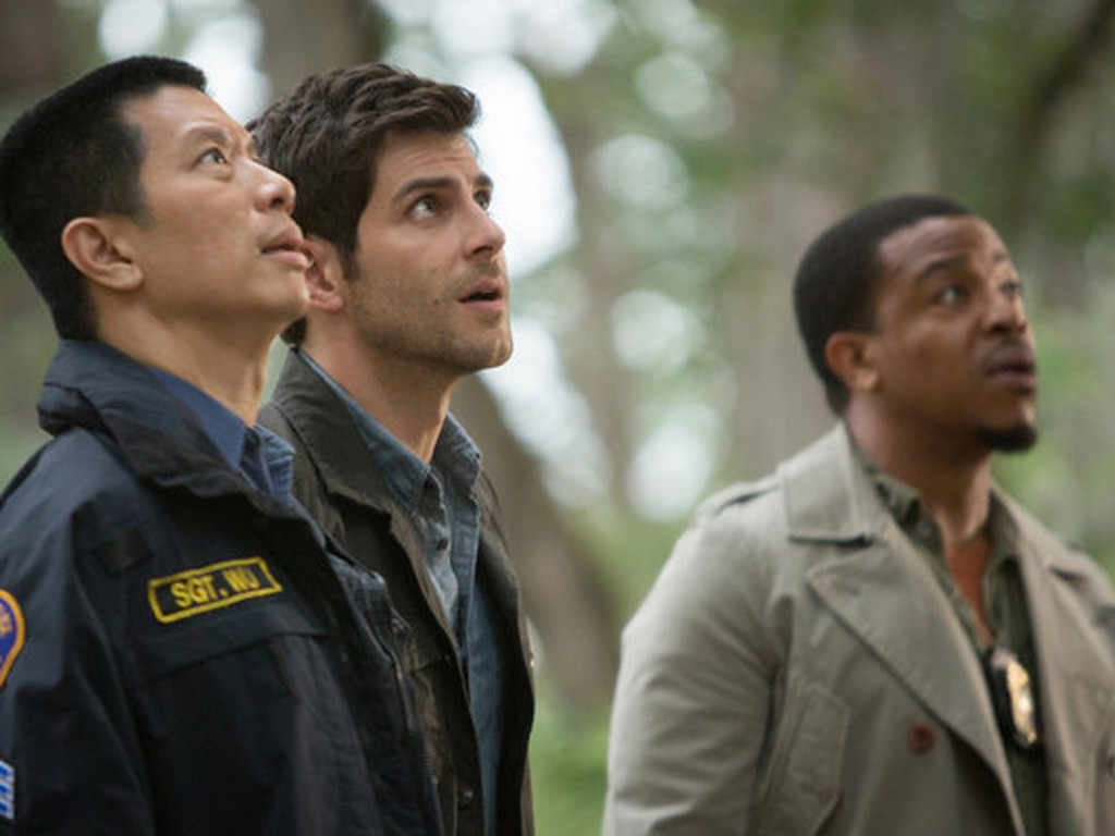 Grimm - Season 3 Episode 03: A Dish Best Served Cold