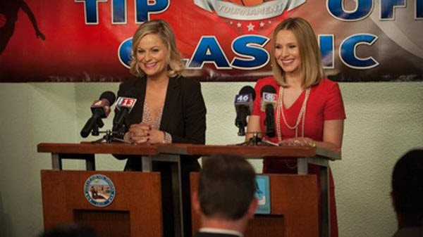 Parks and Recreation - Season 6 Episode 03: The Pawnee-Eagleton Tip Off Classic