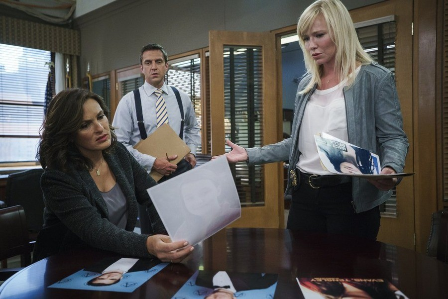 Law & Order: Special Victims Unit - Season 16 Episode 03: Producer's Backend