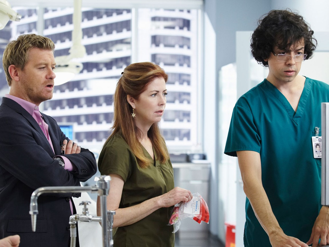 Body of Proof - Season 1 Episode 07: All in the Family
