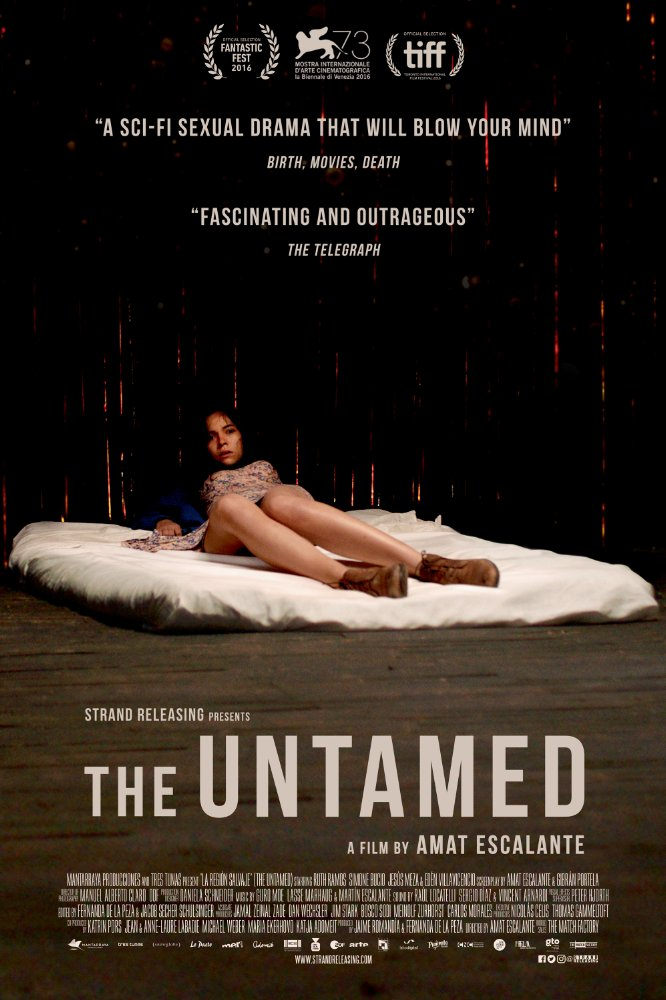 The Untamed (La región salvaje) [Sub: Eng]