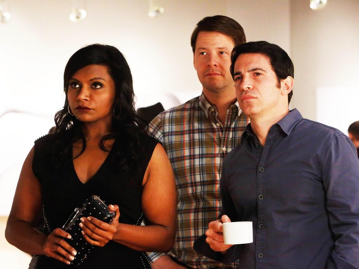 The Mindy Project - Season 2 Episode 05: Wiener Night