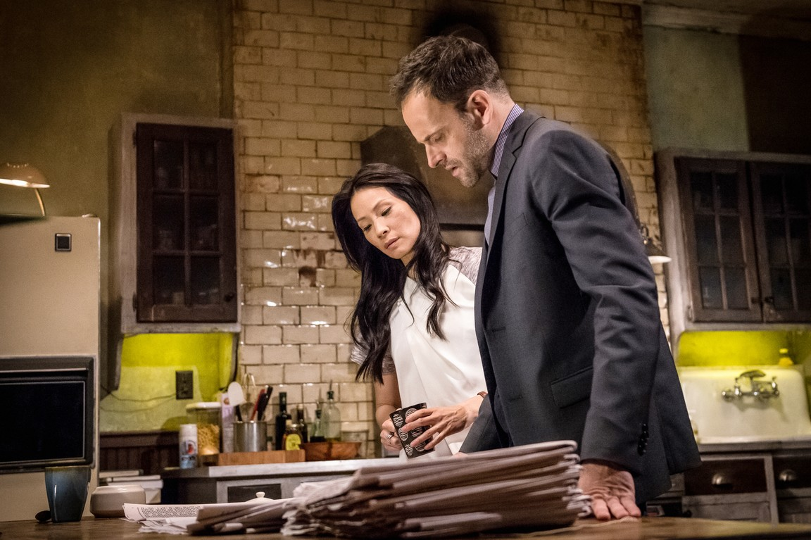 Elementary - Season 2 Episode 12: The Diabolical Kind