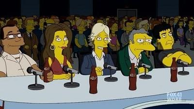 The Simpsons - Season 21 Episode 23: Judge Me Tender