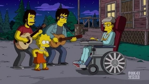 The Simpsons - Season 22 Episode 1: Elementary School Musical
