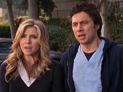 Scrubs - Season 7 Episode 10: My Waste of Time