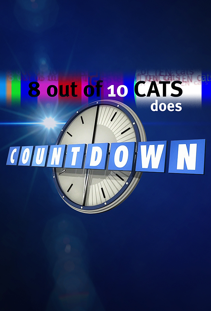 8 Out of 10 Cats Does Countdown - Season 13
