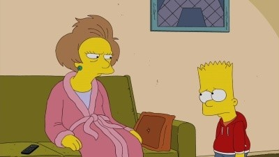 The Simpsons - Season 21 Episode 2: Bart Gets A 'Z'